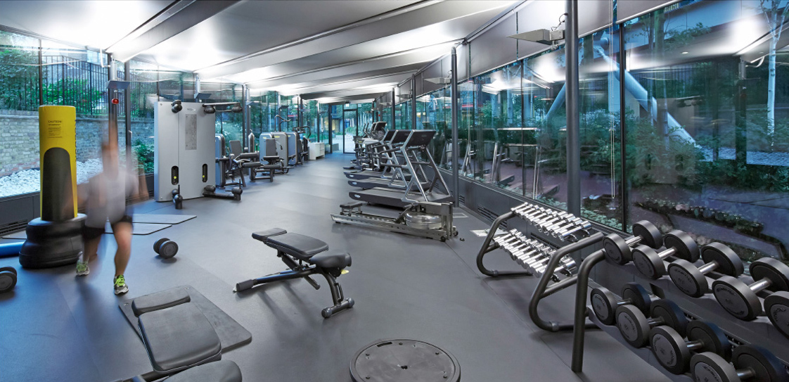 The NEO Bankside Gymnasium