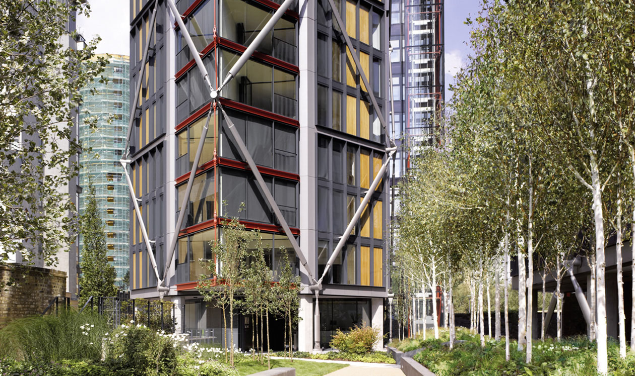 The Architecture at NEO Bankside